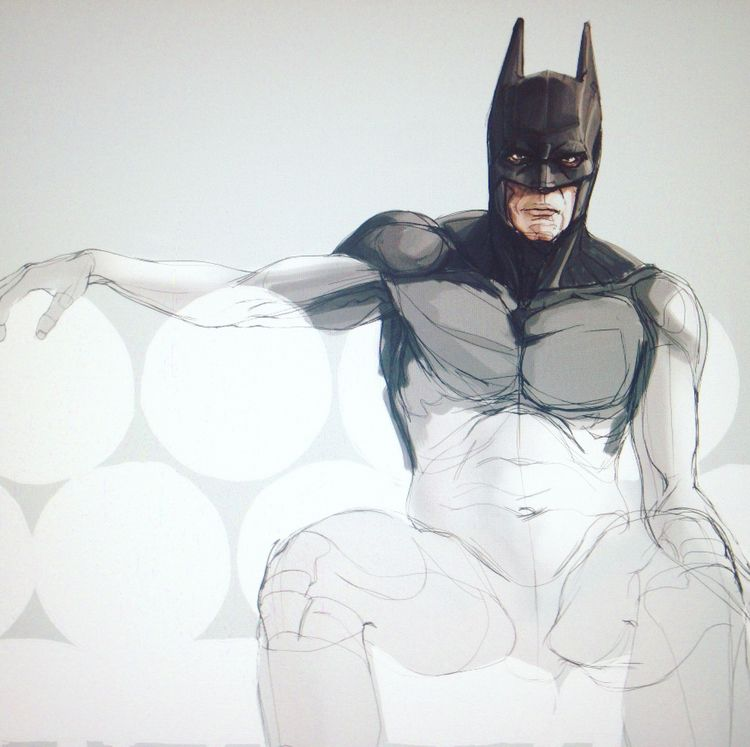 BATMAN / Comix Design Illustrat - itemlab_designstudio | ello