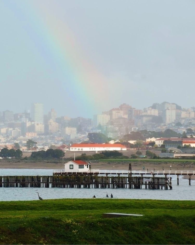 pot gold yesterday San Francisc - evethalia | ello