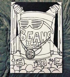 Cool Beans - 7, beans, socool, illustration - robertselander | ello
