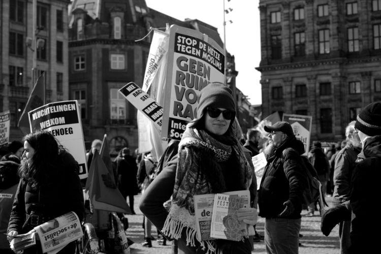 Amsterdam, 18 March 2018, Dam S - amor_fati | ello