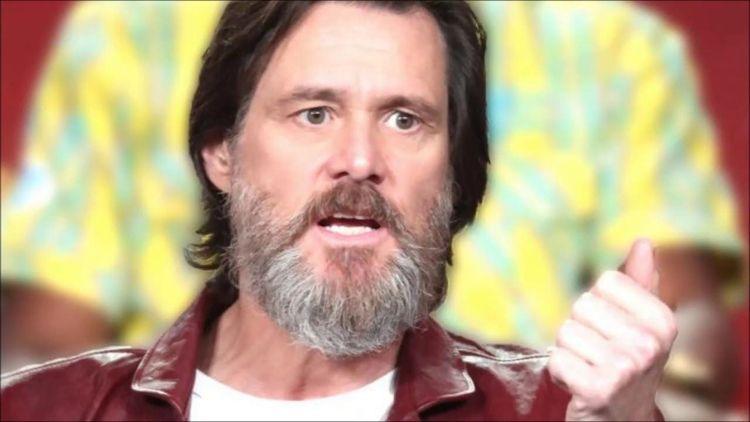 Jim Carrey muestra su total rec - codigooculto | ello