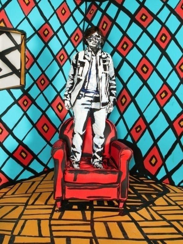 Amazing unique art Los Angeles  - nettculture | ello