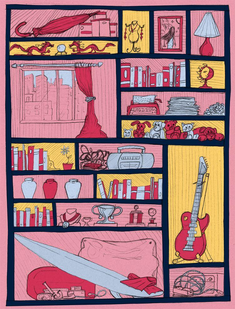 poster designs finally Shelves  - lewm | ello
