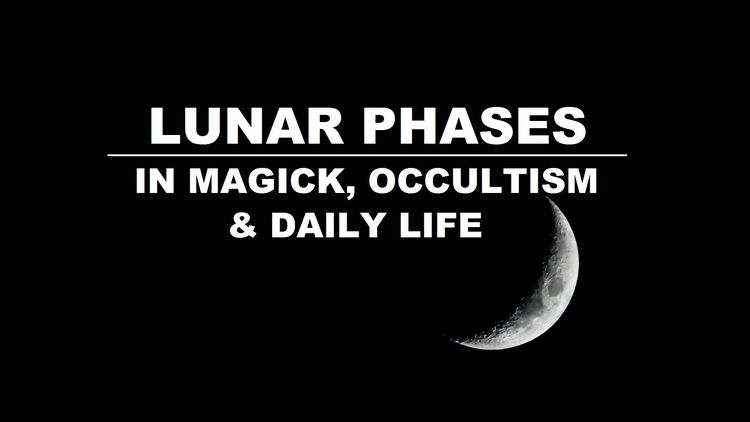 Meaning Moon Phases Magick — St - jeremycrow | ello