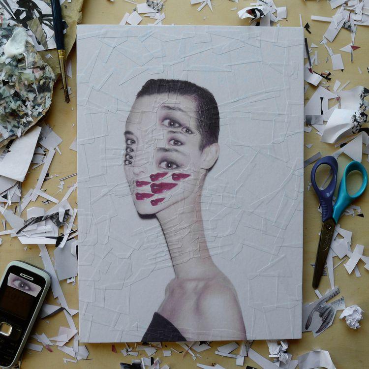 Tina Chow Andy Warhol manipulat - loladupre | ello