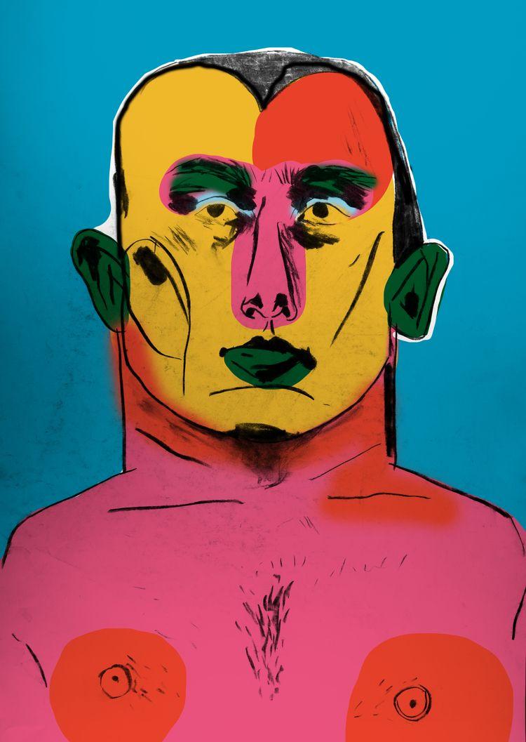 portrait de la série < Légio - camillefoucou | ello