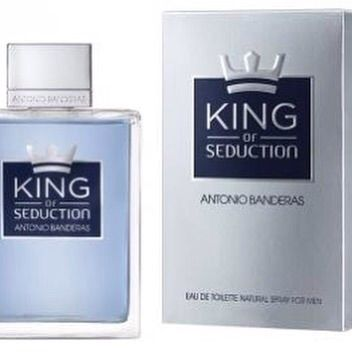King Seduction é nova fragrânci - leandromelloos | ello