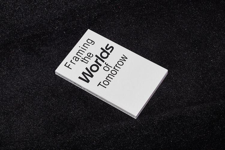 Book design 'Framing Worlds Tom - northeastco | ello