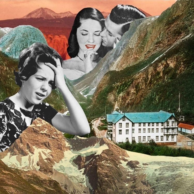 collage, collageart, collageartwork - vypunto | ello