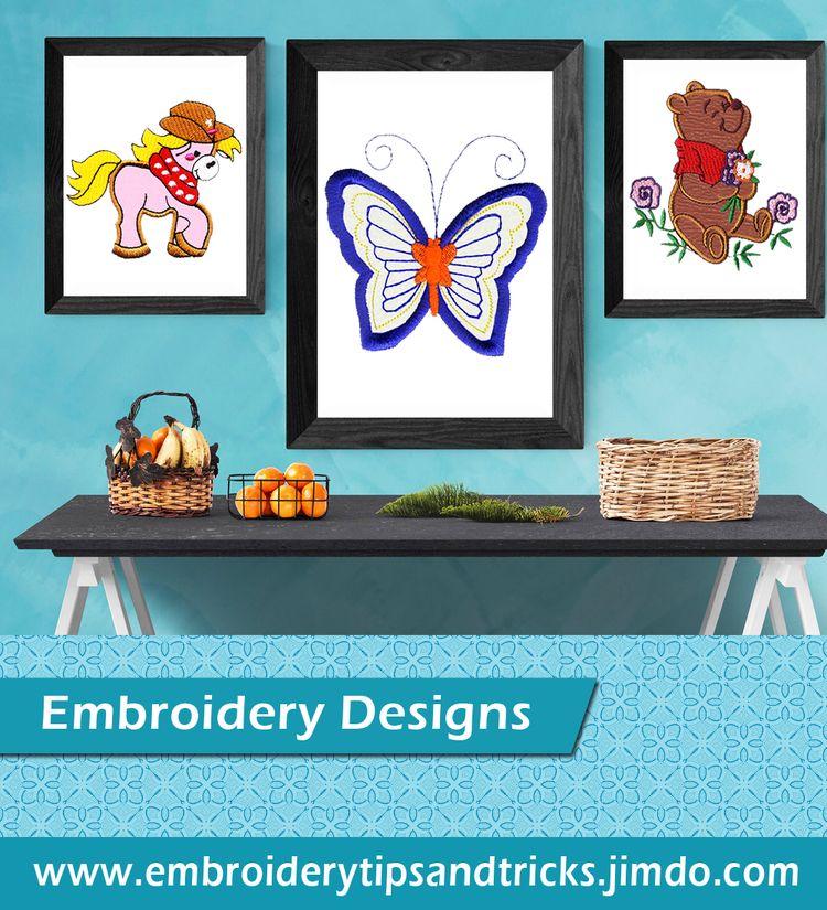 Embroidery beautiful art. Desig - jordynnisaac | ello