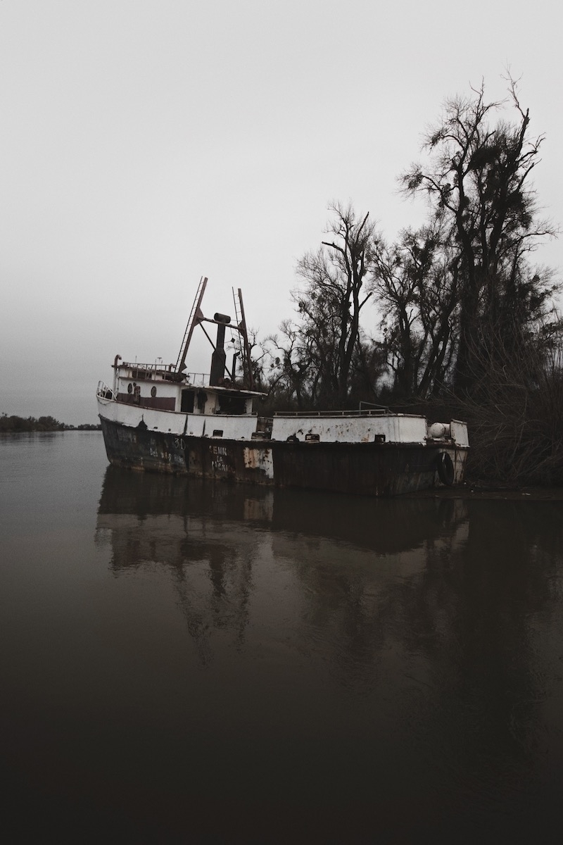 Saint Joseph - boat homeless ca - skyler_brown | ello
