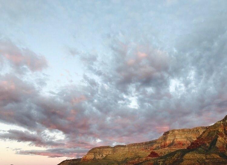 Morning colors Vermillion Cliff - kjett | ello