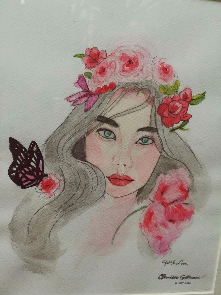 Bonna. Draw gift dear friend - theartofclarisse | ello