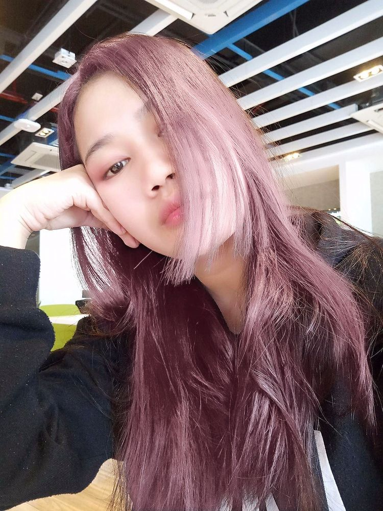 Black Pink area. Colored hair l - theartofclarisse | ello