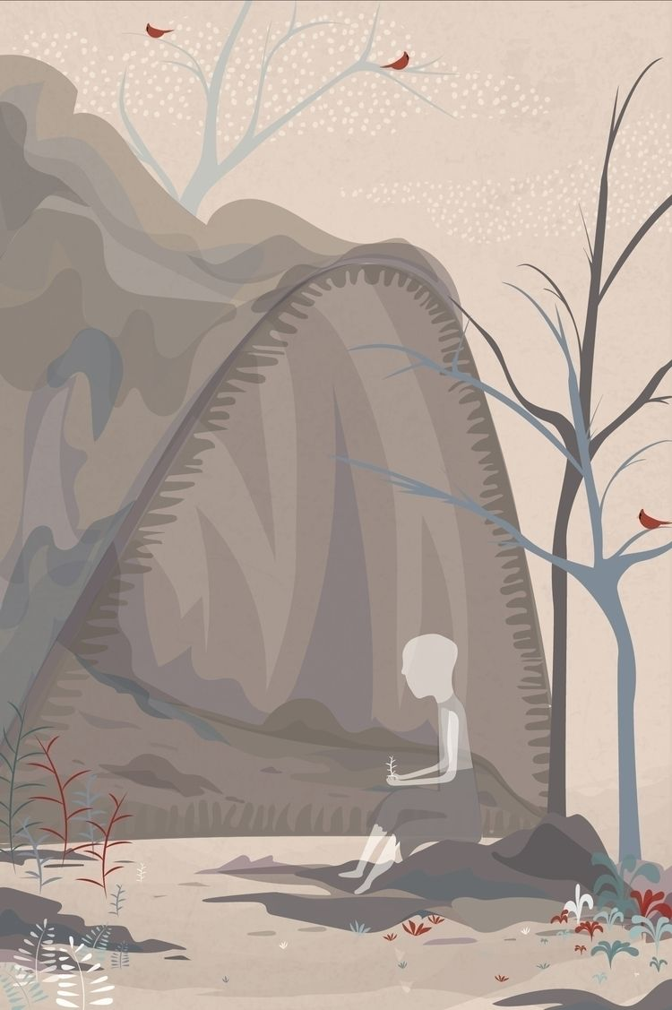 Passivity Play - illustration, drawing - erburton | ello
