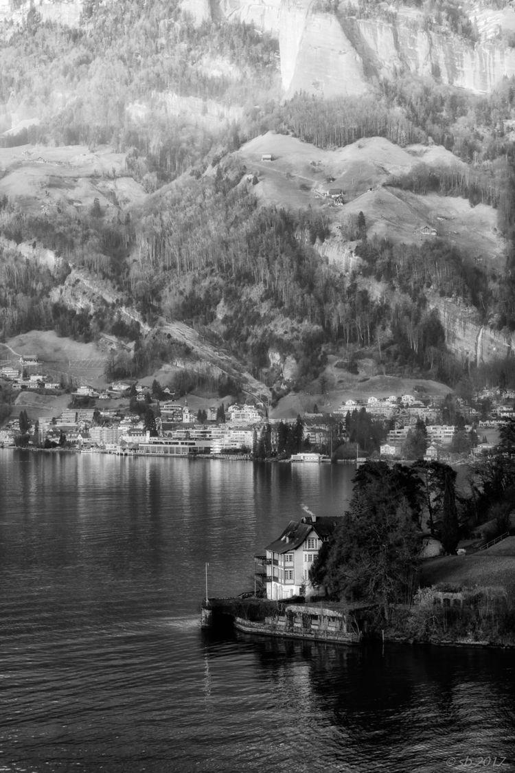 Lake Lucerne / Vitznau late aft - svenrichardbernert | ello