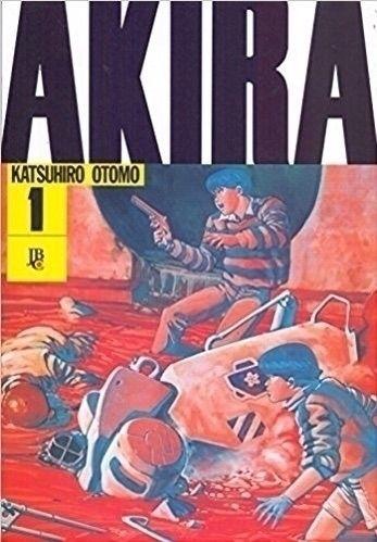 Akira - Volume 1 (Português) Ca - leandromelloos | ello