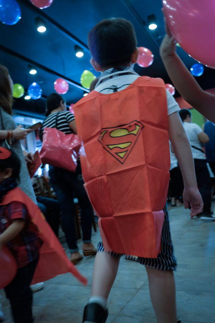 Superboy rescue - brandietan   ello