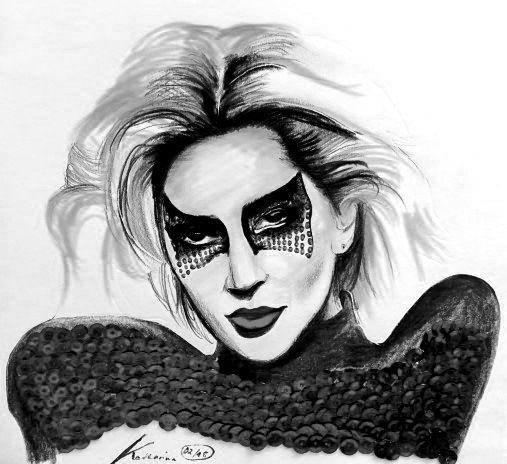 Lady Gaga - katharinawozny   ello