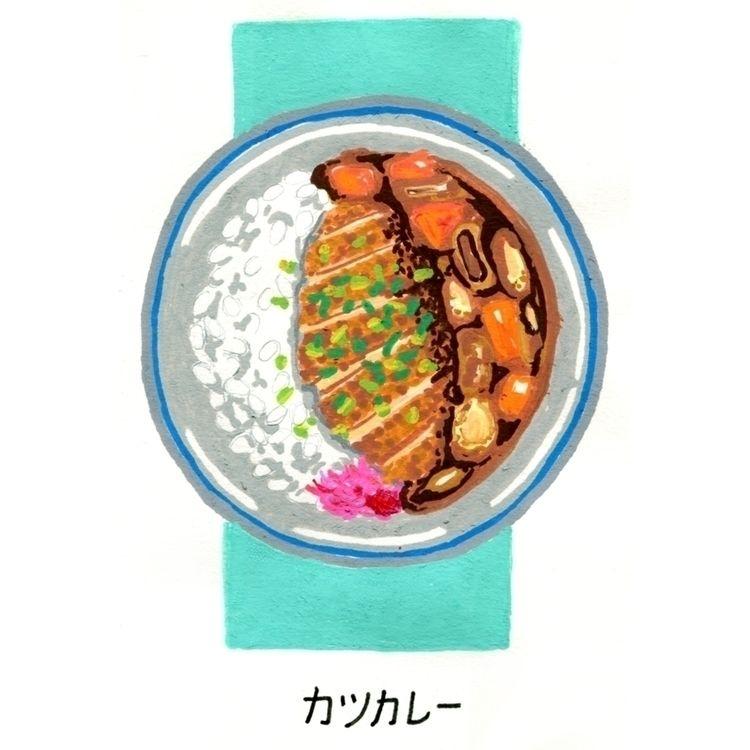 Katsu curry - カツカレー . Japan ske - juanjogasp | ello