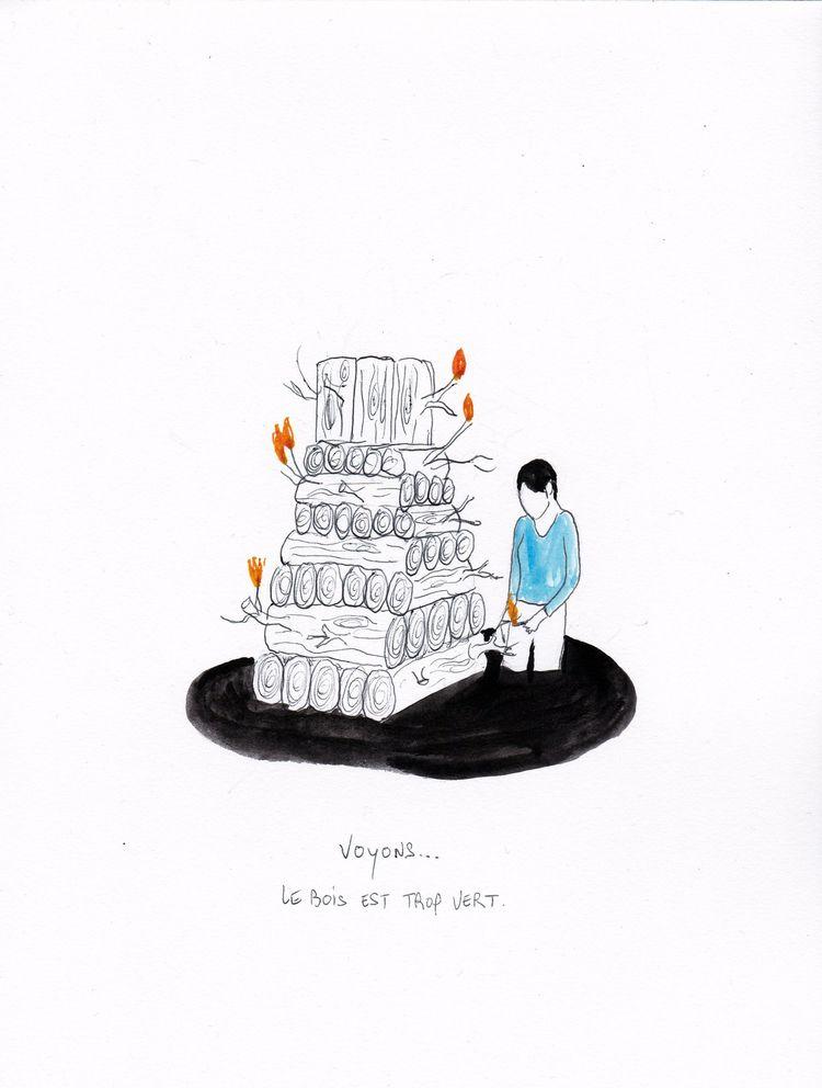 artistic, dessins, illustration - magaliseghetto | ello