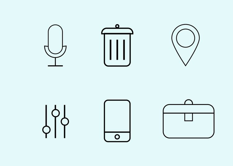 ICON DESIGN - ICONOGRAPHY. - awidhani | ello