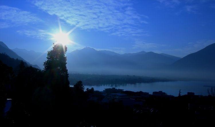 Dawn Locarno, Switzerland *#Loc - ivop | ello