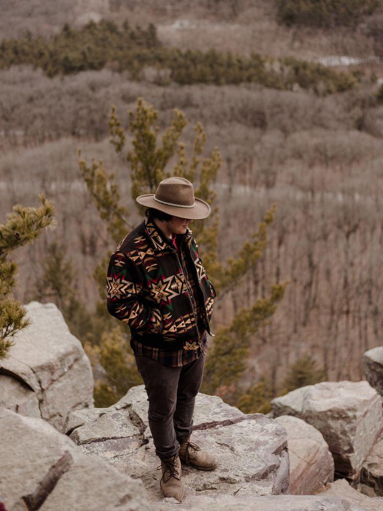 Hiking Devils Lake Michael Snel - joshschwartz   ello