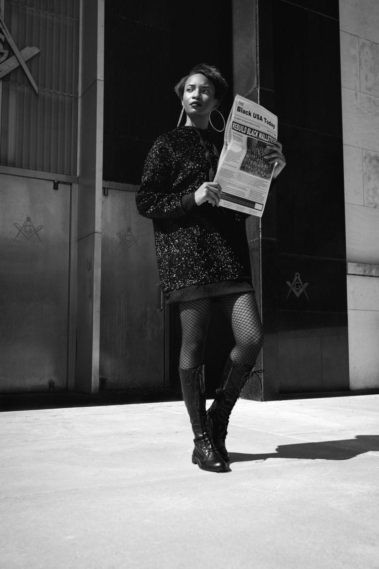 (1) Lady Concept + Creative Dir - bryjones | ello