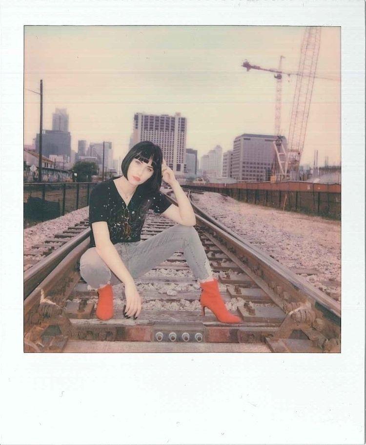 Meet tracks vol. 1 - polaroid, austin - andrewsurephoto | ello