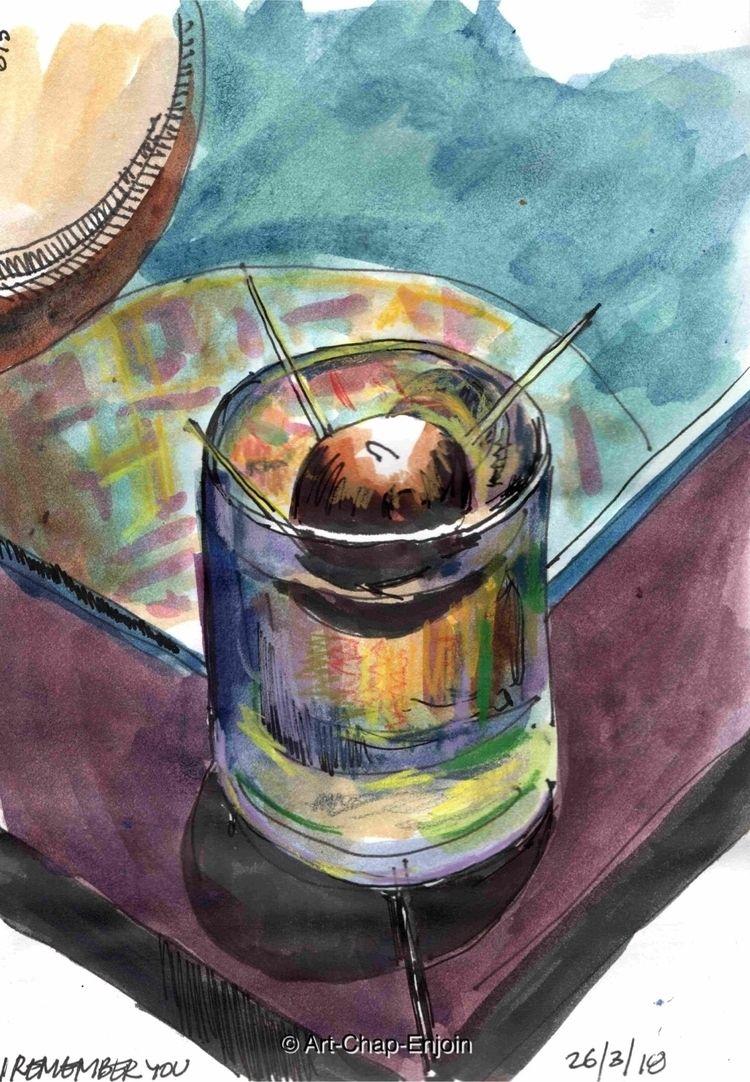 673 - remember sketch night, wa - artchapenjoin | ello