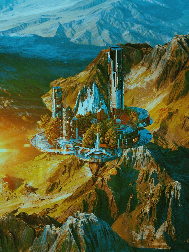 WHOMPING WILLOW 2077 Follow eve - polygonatic | ello