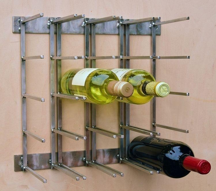 Stainless Wine Rack studioandol - studioandolina   ello