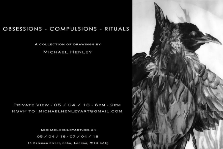 pleased announce solo exhibitio - michaelhenleyart | ello