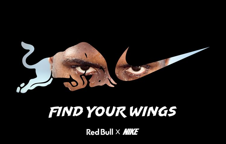 teaser ads Red Bull Nike collab - md_designs | ello