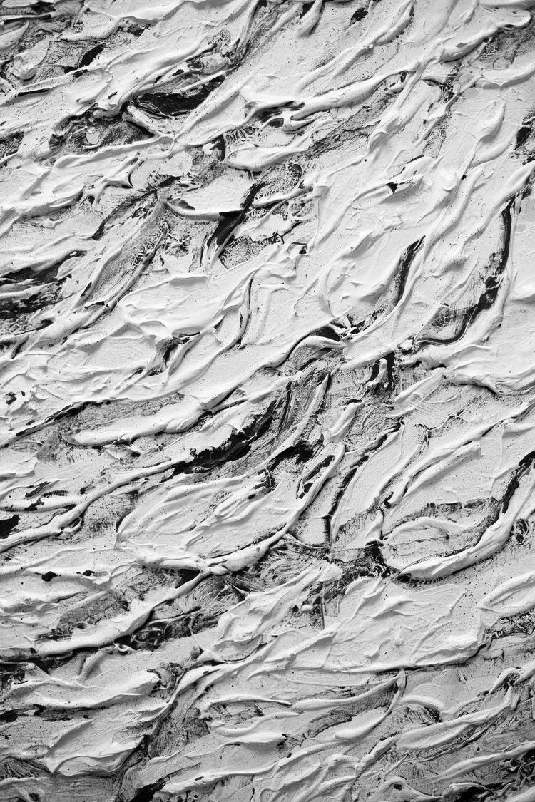 Acrylic painting wood, 2017 ser - viniparisi | ello