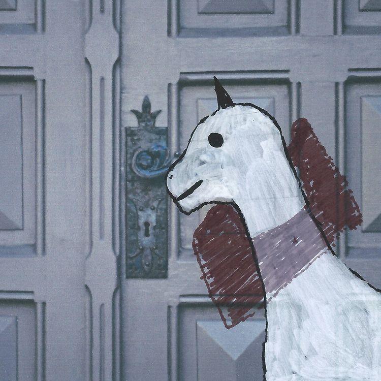 alpaca swaggered pub wearing hu - littlefears | ello