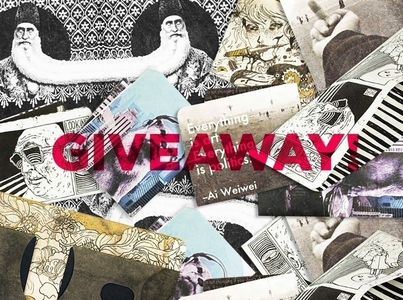 teamed giveaway SOLD Artist Wal - paperwallet | ello