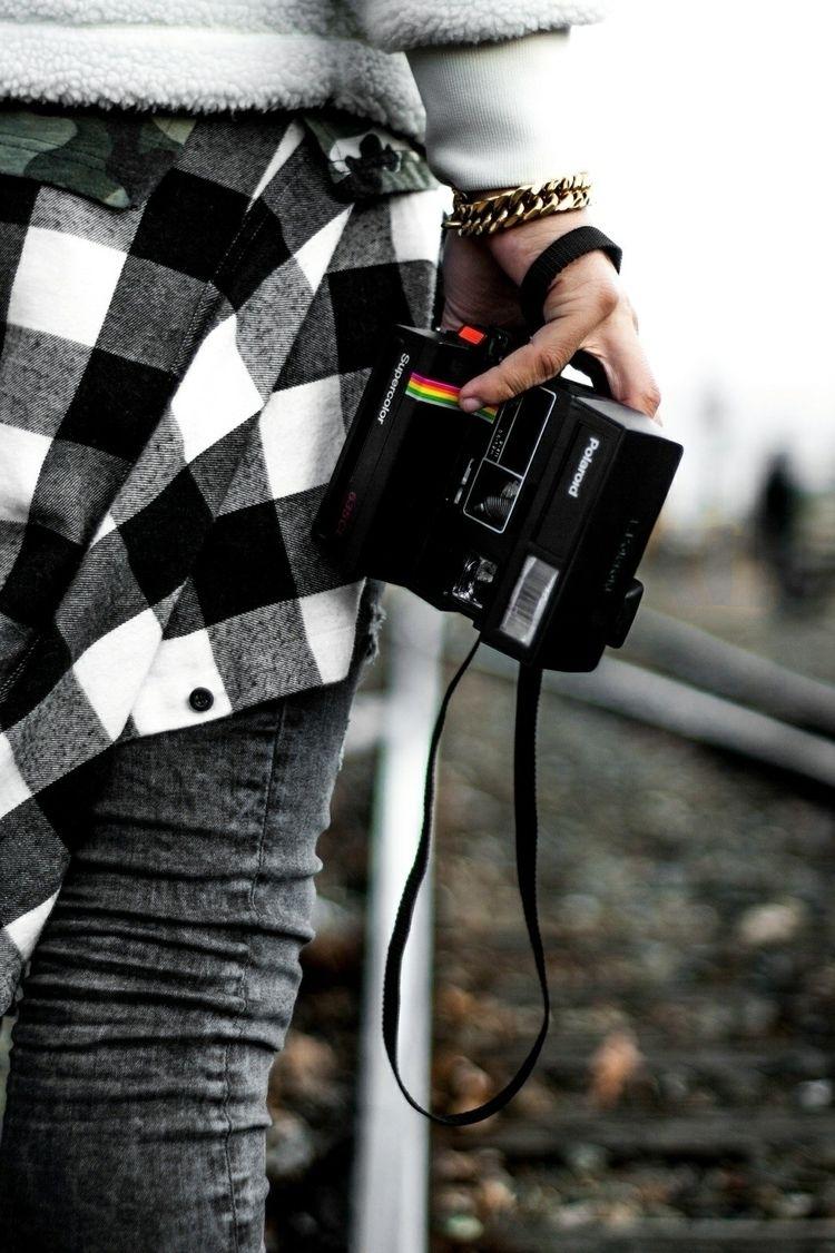 canon, 50mm, polaroid, Art, ello - deltar91 | ello