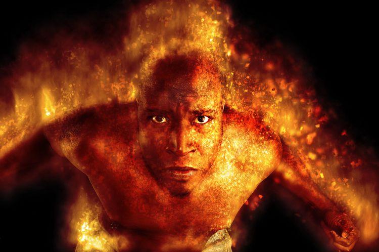 Burning feeling super angry, ac - ricardowilliams   ello