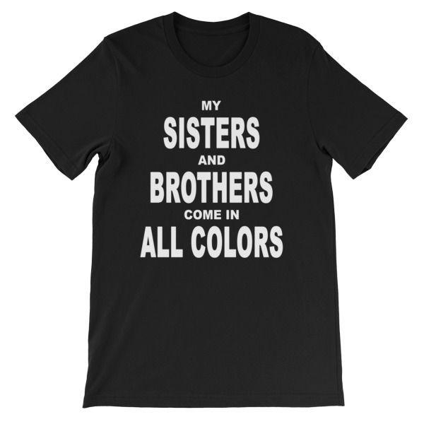 Sisters Brothers Colors design - indiepundit   ello