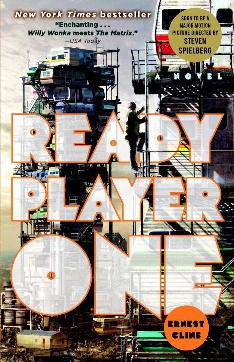 Ready Player Original Cover - M - rick196 | ello