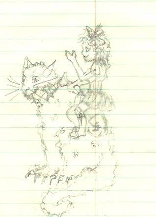 sketch DD character -- meter-hi - emilydjackson | ello