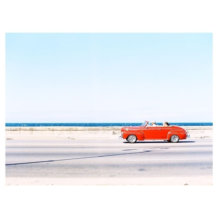 El Malecón, La Habana - bentomwyemji | ello