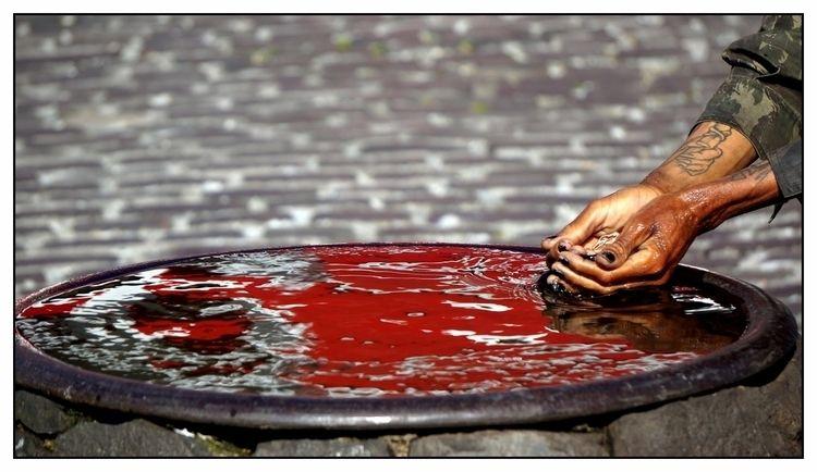 Lavo minhas mãos. (Pôncio Pilat - jsuassuna | ello