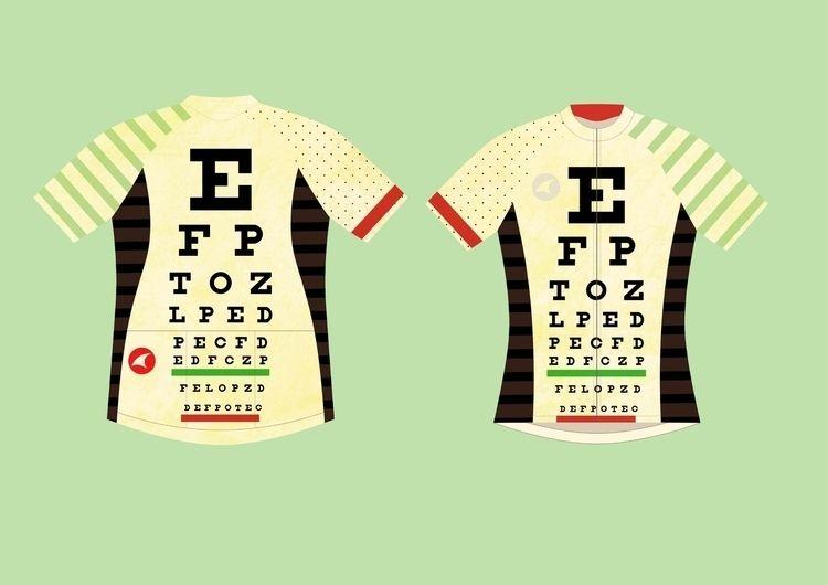Cycling Ophthalmologist. Funny  - eadesign | ello