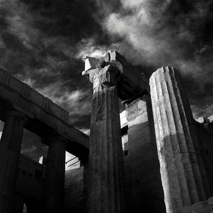 Athens, Greece 1959 Parthenon  - nickdewolfphotoarchive | ello