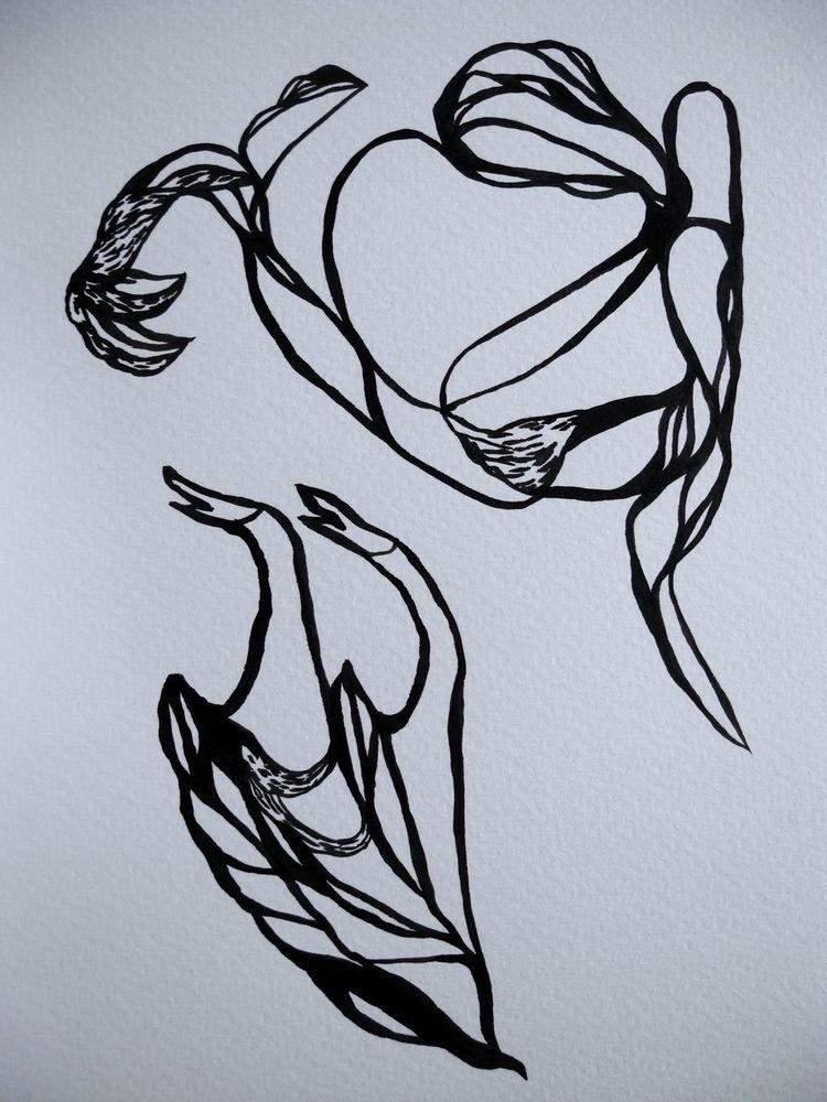 Arms Ink paper - 18 13 cm origi - uleedee | ello