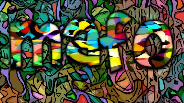 MAFO Wild Crazy — mixed media - mafo   ello