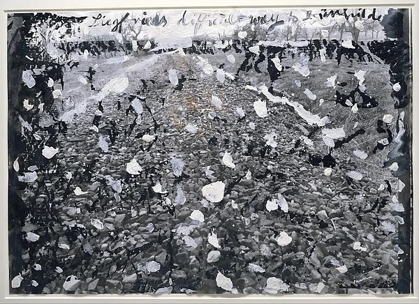 Anselm Kiefer, Difficult Brünnh - modernism_is_crap   ello